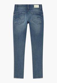G-Star - MIDGE - Jeans Skinny Fit - blue denim - 1