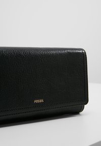Fossil - LOGAN - Wallet - black - 2