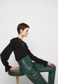 Alberta Ferretti - MAGLIA - Jumper - black - 4