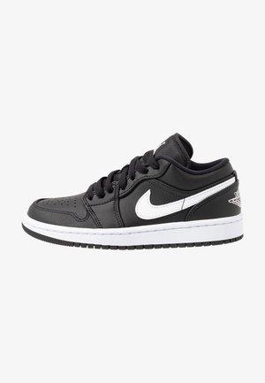 AIR 1  - Sneakers laag - black/white