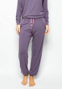 Cyberjammies - Pyjama bottoms - lilac - 0
