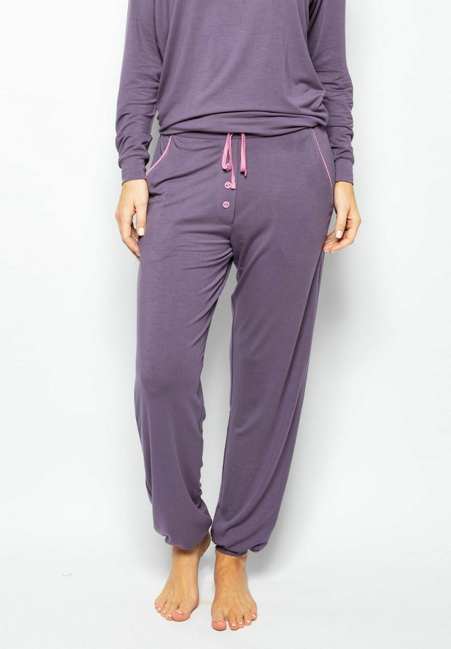 Pyjamahousut/-shortsit - lilac