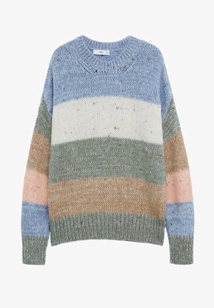 STRIPE-I - Jumper - écru