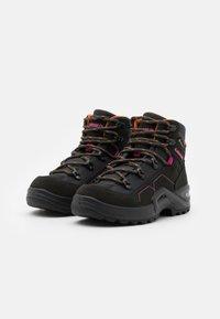 Lowa - KODY III GTX MID JUNIOR UNISEX - Hiking shoes - anthracite - 1