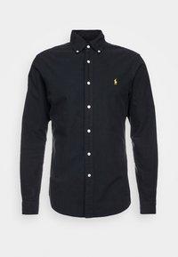 Polo Ralph Lauren - OXFORD SLIM FIT - Chemise - black - 4