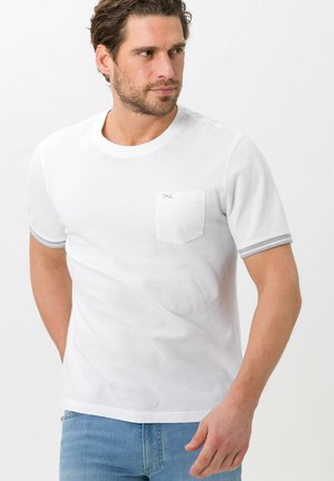 STYLE TODD - T-shirt basique - white