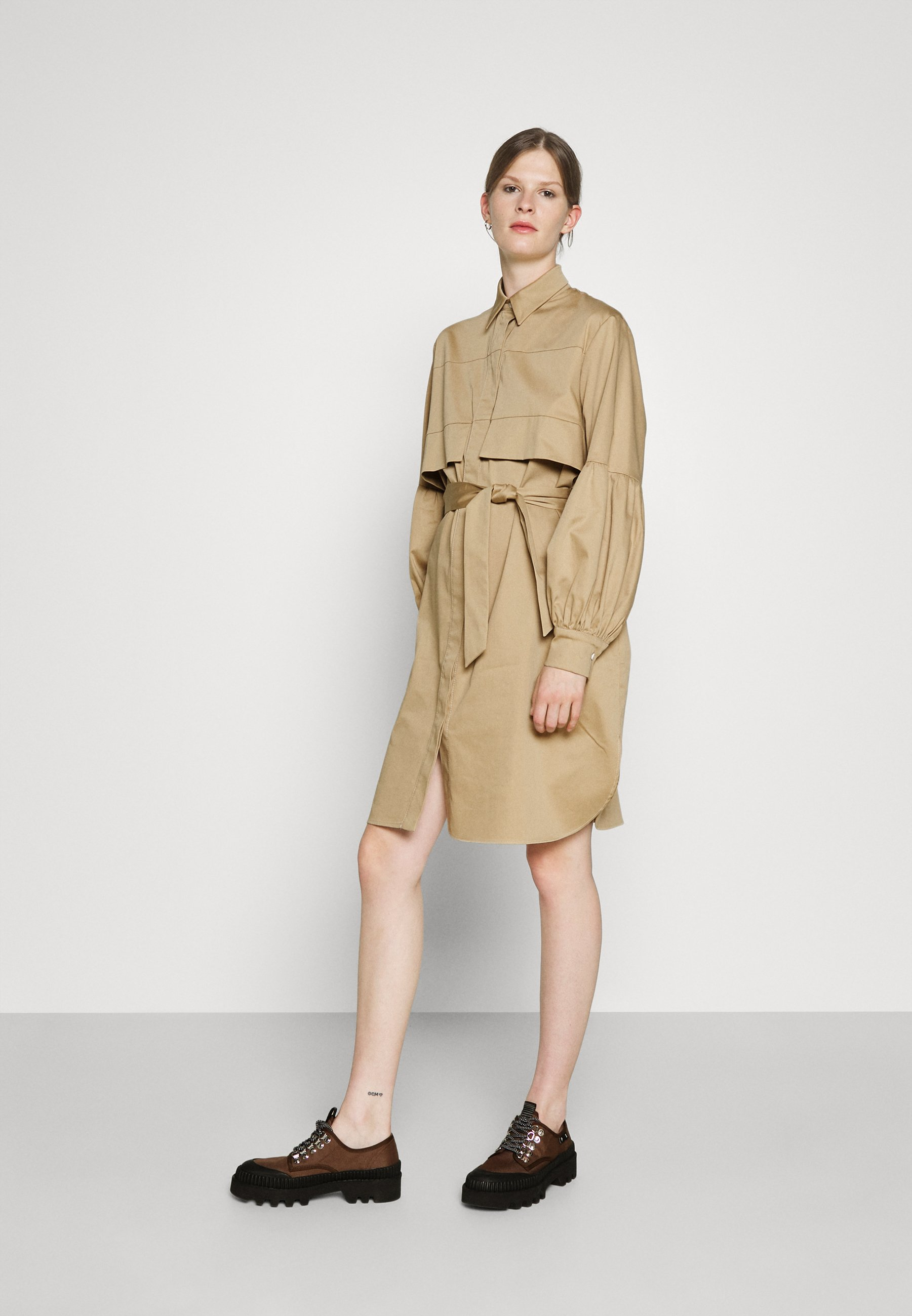 Mujer KONNA - Vestido camisero