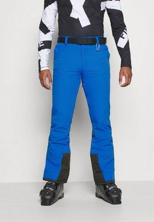 WANDECK PANT - Pantalon de ski - blue