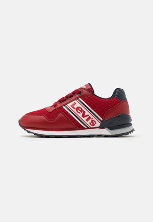 NEW SPRINGFIELD - Trainers - red/navy