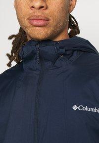 Columbia - INNER LIMITS™ JACKET - Hardshell jacket - collegiate navy - 4