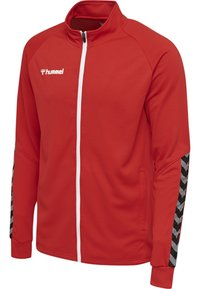 Hummel - HMLAUTHENTIC - Trainingsvest - true red - 2