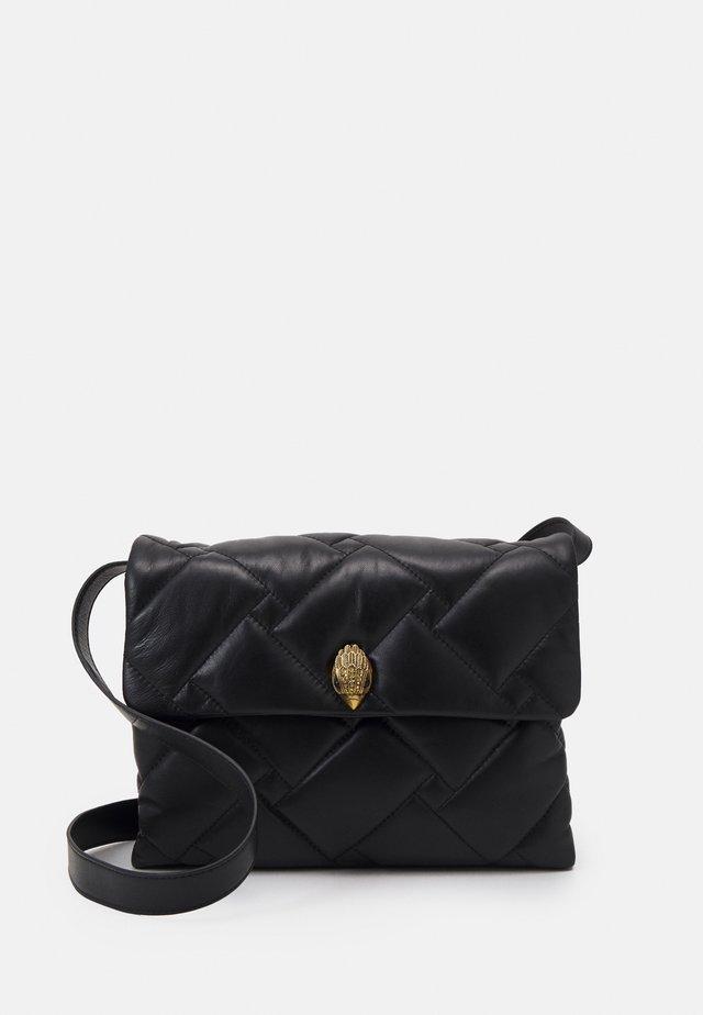KENSINGTON SOFT - Käsilaukku - black