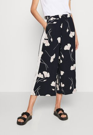 OBJEVITA CULOTTE - Trousers - sky captain