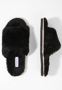 LASCANA - Pantoffels - black - 2