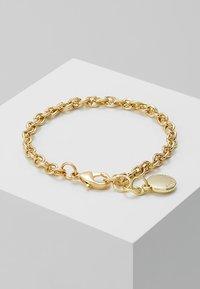 SNÖ of Sweden - SPIKE SMALL BRACE - Bracelet - plain gold-coloured - 2