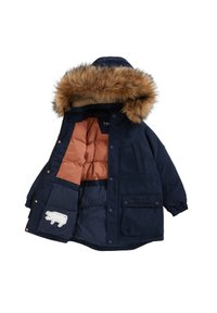 Töastie - NORTH STAR PARKA - Winter coat - dark blue - 2