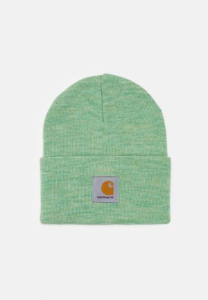 WATCH HAT UNISEX - Čepice - mineral green heather