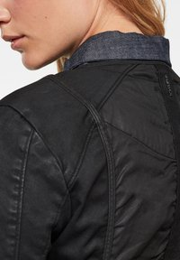 G-Star - LYNN TYPE 30 - Denim jacket - dk black cobler - 2