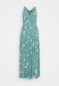 Esprit Collection - Maxi dress - dark turquoise - 4