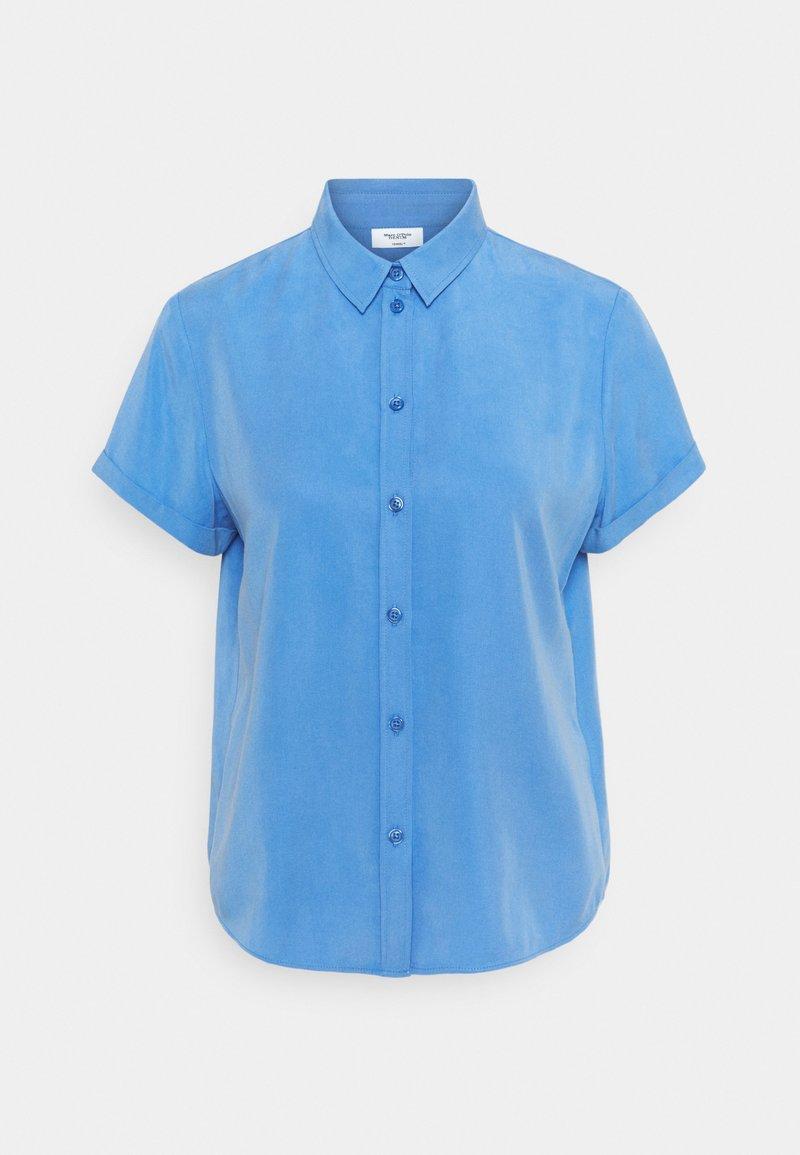Marc O'Polo DENIM - Button-down blouse - intense blue