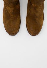 Shabbies Amsterdam - Platform boots - brown - 5