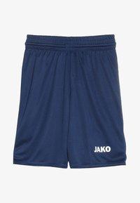 JAKO - MANCHESTER 2.0 - Sportovní kraťasy - navy - 2