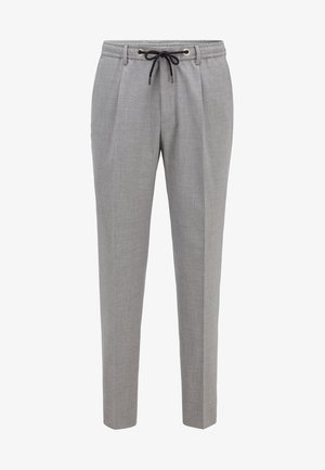 BARDON - Trousers - open grey