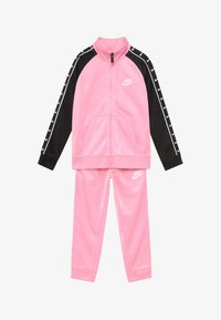 Nike Sportswear - TRICOT TAPING SET - Trainingspak - pink - 3