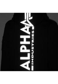 Alpha Industries - Hoodie - black - 3