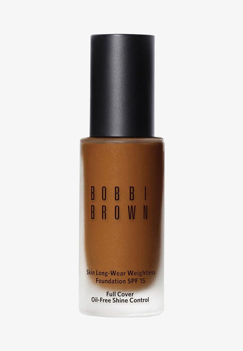 Bobbi Brown - SKIN LONG WEAR WEIGHTLESS FOUNDATION SPF15 - Foundation - n-080 almond