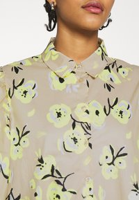 EDITED - RYLEE DRESS - Shirt dress - beige/mischfarben - 6
