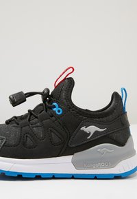Rooskickx - ROOSKICKX ROOKI SL - Sneakers - steel grey/brillant blue - 2