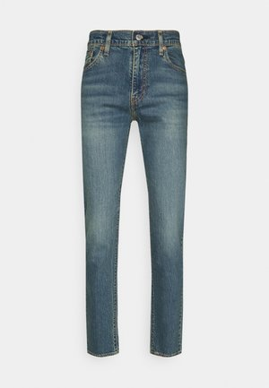 511™ SLIM - Jean slim - med indigo worn in