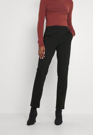 VMNYA GABBY ANKLE PANTS - Pantaloni - black