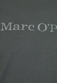 Marc O'Polo - SHORT SLEEVE - T-Shirt print - mangrove - 6