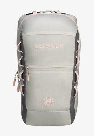NEON LIGHT - Hiking rucksack - linen
