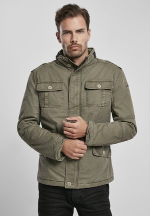 BRITANNIA  - Light jacket - olive