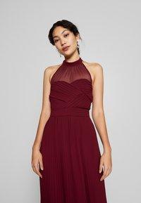 TFNC Tall - SAMANTHA TALL - Cocktail dress / Party dress - burgundy - 3