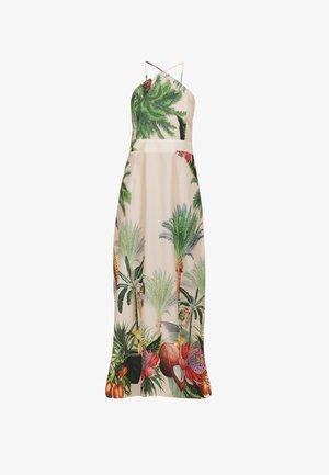 IZIA SOMMERKLEID - Maxi dress - beige