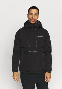 Columbia - KINGS CREST JACKET - Windbreaker - black - 0