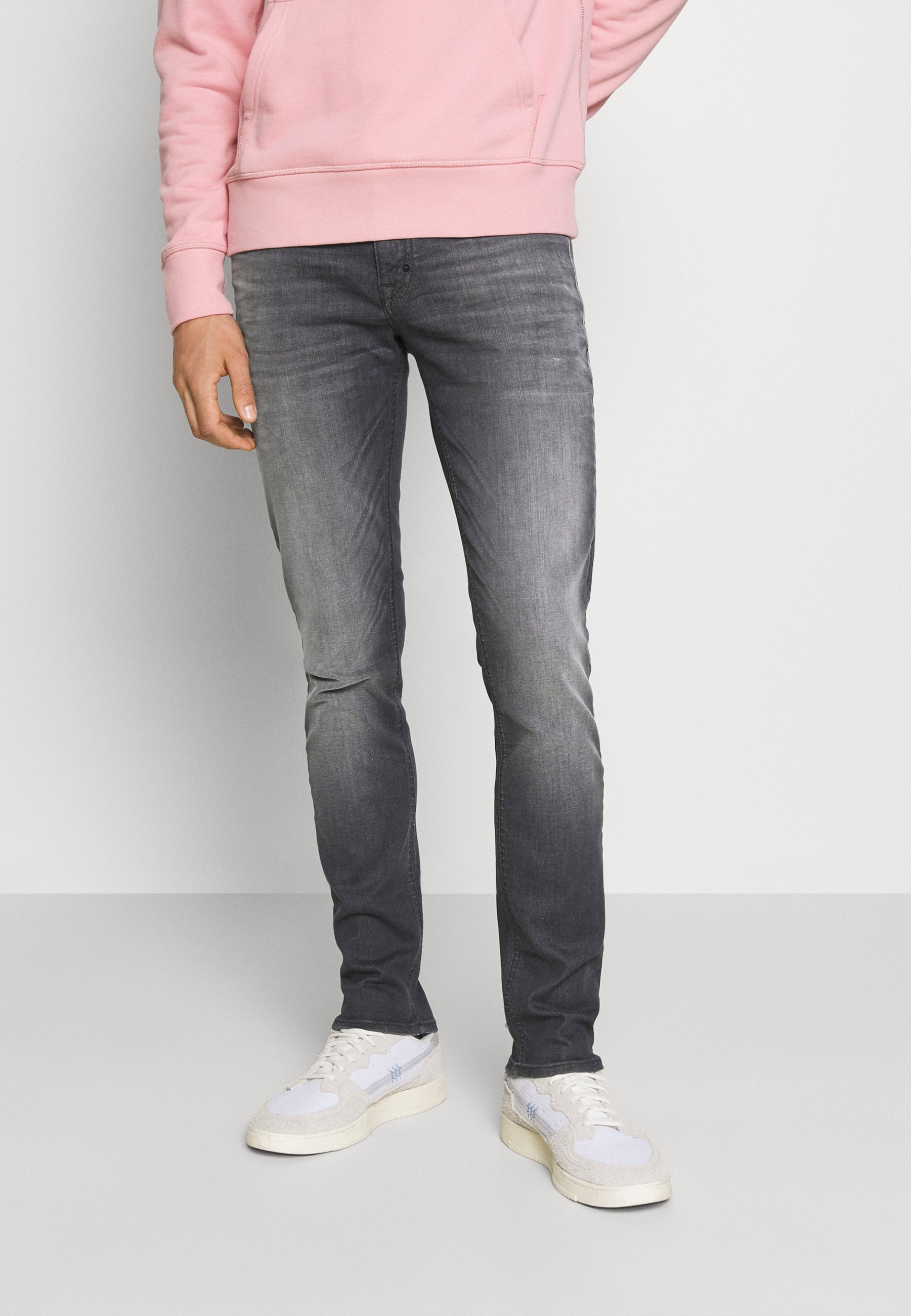 Uomo OZZY IN POWER STRETCH - Jeans slim fit