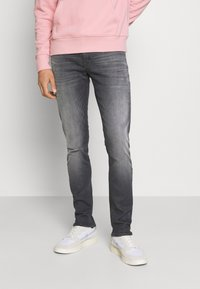 Antony Morato - OZZY IN POWER STRETCH - Slim fit jeans - steel greey - 0