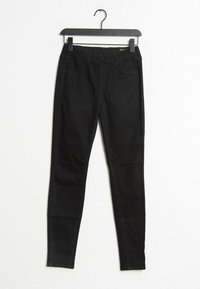 Mango - Slim fit jeans - black - 0