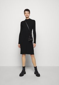 Filippa K - SELENA DRESS - Etui-jurk - black - 1