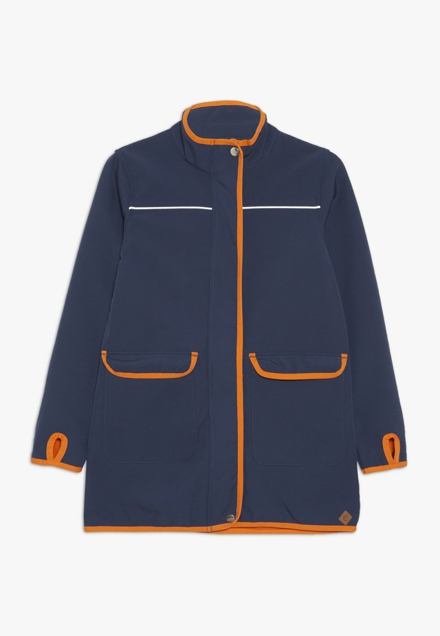 DACIAN JACKET - Light jacket - ebbe/navy