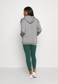 Even&Odd active - Jersey con capucha - dark gray - 2
