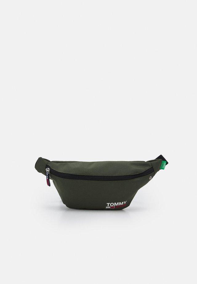 CAMPUS BUMBAG UNISEX - Ledvinka - green
