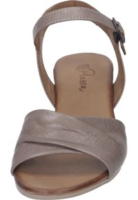 Piazza - Sandals - taupe - 3