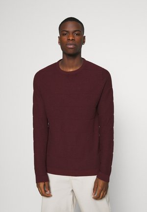 JCOSNOW CREW NECK - Maglione - port royale