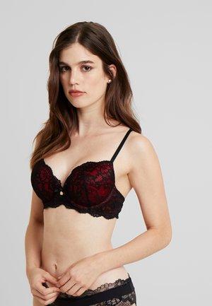 JETTE BY LASCANA TEMPTATION BRA - Push-up bra - back/red